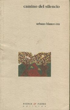 portada CAMINO DEL SILENCIO.