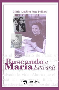 portada Buscando A Maria Edwards
