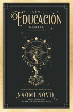 portada Una Educación Mortal