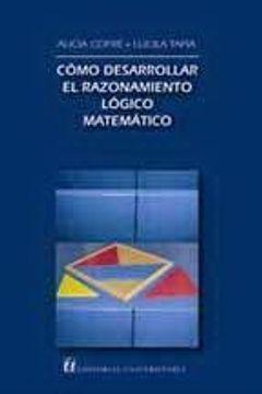 portada Como Desarrollar el Razonamiento Logico Matematico
