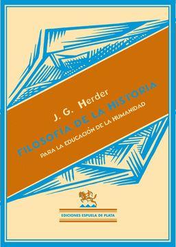 portada Filosofía de la Historia (Biblioteca Filosófica)