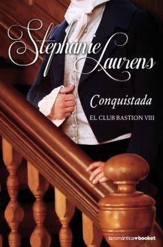 portada Conquistada: El Club Bastion Viii (Booket Logista)