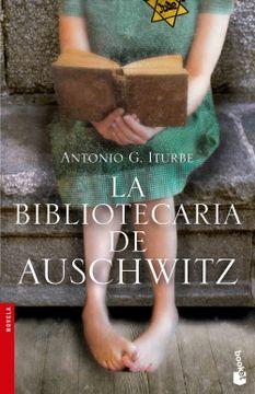 portada La Bibliotecaria de Auschwitz