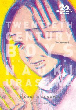 portada 20Th Century Boys 6