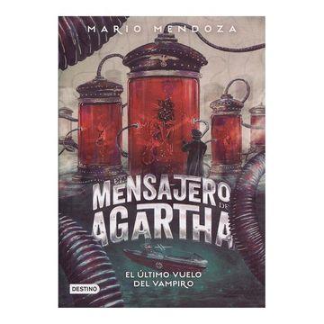 portada El Mensajero de Agartha 9 - el Último Vuelo del va