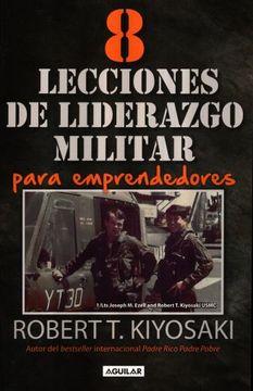 portada 8 Lecciones de Liderazgo Militar Para Emprendedores