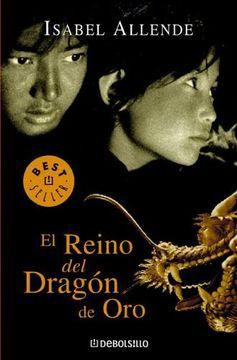 portada El Reino del Dragon de oro