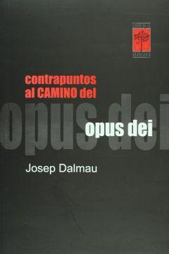 portada Contrapuntos Al Camino Del Opus Dei