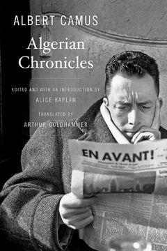 portada Algerian Chronicles (libro en inglés)