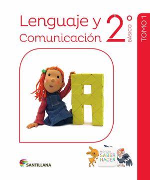 portada Pack Lenguaje y Comunicación 2 Saber Hacer