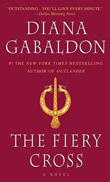portada The Fiery Cross (libro en Inglés)