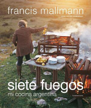 portada Siete Fuegos. Mi Cocina Argentina