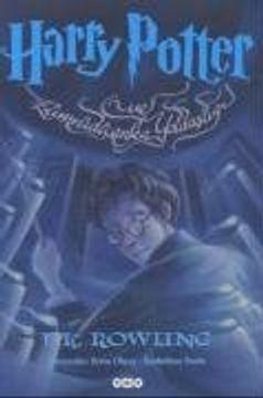 portada Harry Potter 5: Zümrüdüanka Yoldashgi