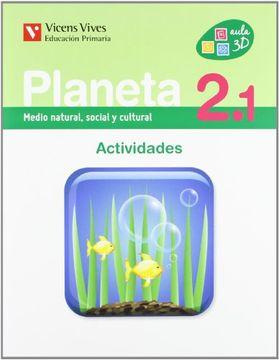portada Planeta 2 Actividades (2.1-2.2-2.3)