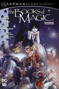 portada The Books of Magic Omnibus Vol. 1 (The Sandman Universe Classics) (The Books of Magic Omnibus: The Sandman Universe Classics)