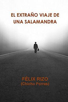 portada El Extra-O Viaje de una Salamandra