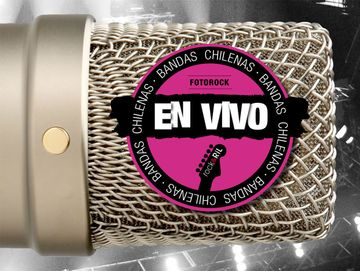portada Fotorock en Vivo. Bandas Chilenas i Morado