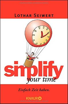 portada Simplify Your Time: Einfach Zeit Haben (libro en Alemán)