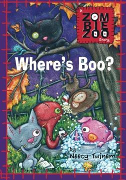 portada Where's Boo?: A ZombieZoo Story