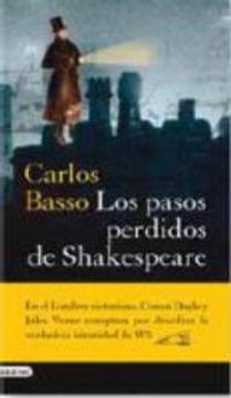 portada Los Pasos Perdidos de Shakespeare