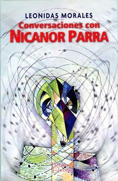 portada Conversaciones con Nicanor Parra