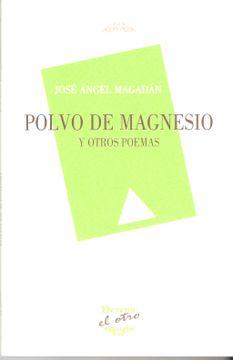 portada Polvo de Magnesio y Otros Poemas