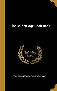 portada The Golden age Cook Book (libro en Inglés)