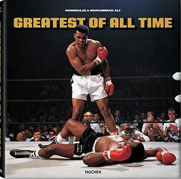 portada Greatest of all Time. Homenaje a Muhammad ali