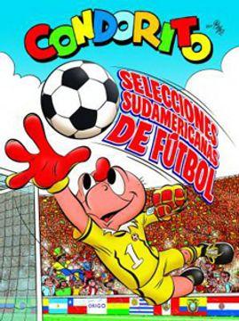 portada Condorito Selecciones Sudamericanas de Futbol