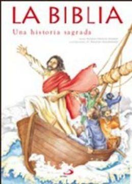 portada La Biblia: Una Historia Sagrada