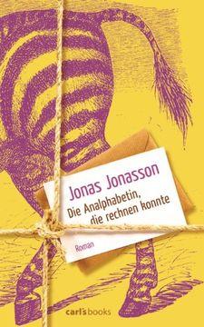 portada Die Analphabetin, die rechnen konnte: Roman (German Edition)