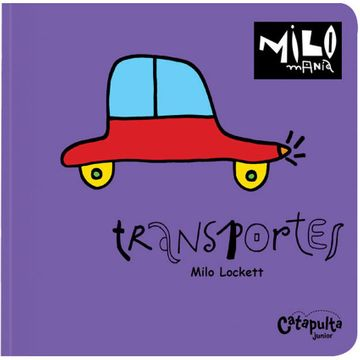 portada Milomania: Transportes - Catapulta