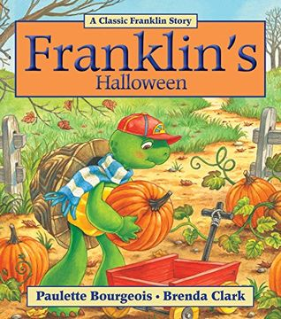 portada Franklin's Halloween
