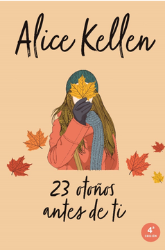 portada 23 otoños antes de ti