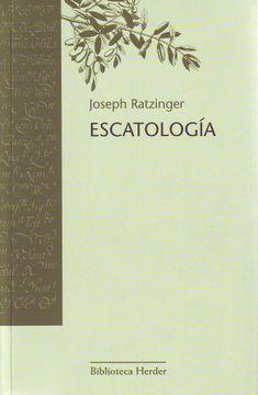portada Escatología: La Muerte y la Vida Eterna (Biblioteca Herder)