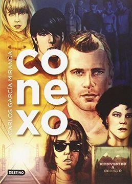 portada Conexo (La Isla del Tiempo Plus)