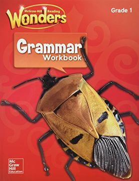portada Wonders Grammar Workbook Gr. 1