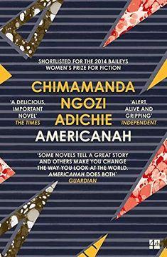 portada Americanah (libro en Inglés)