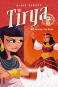 portada Tirya y el trono de Isis (Umbriel juvenil)
