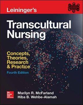 portada Leininger's Transcultural Nursing: Concepts, Theories, Research & Practice, Fourth Edition (libro en Inglés)