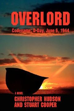 portada overlord: codename: d-day, june 6, 1944