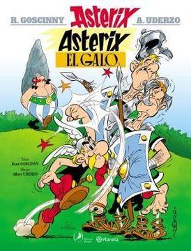 portada Asterix el Galo