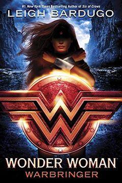 portada Wonder Woman: Warbringer (dc Icons Series) (libro en Inglés)