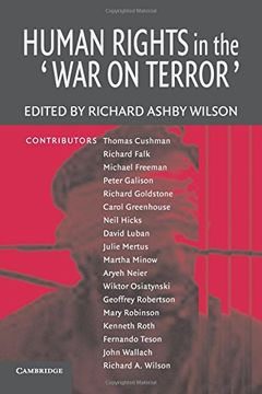 portada Human Rights in the 'war on Terror': Constructing Jewish-Israeli Identity (libro en Inglés)