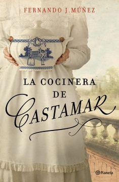 portada La cocinera de Castamar
