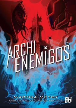 portada Archienemigos