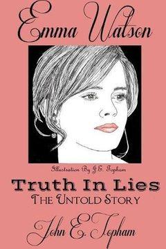 portada Emma Watson-- Truth In Lies
