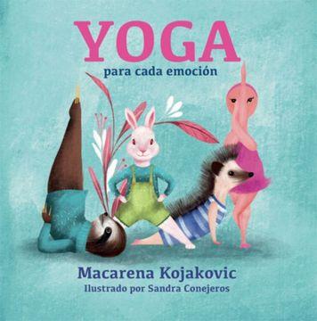 portada Yoga Para Cada Emoción