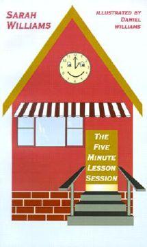 portada the five minute lesson session