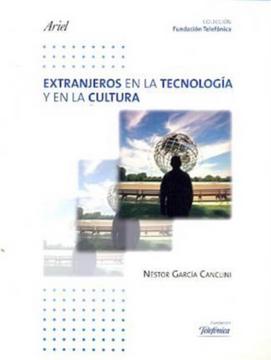 portada Extranjeros en la Tecnologia y en la Cultura